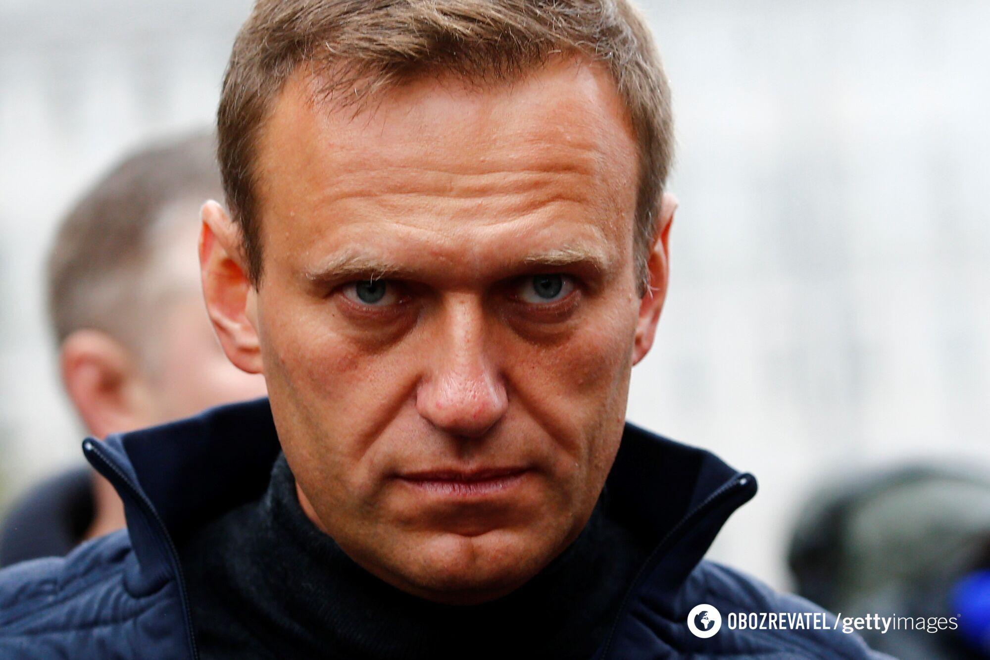 Алексей Навальный вернулся в Россию после лечения и полугодичного пребывания на Западе