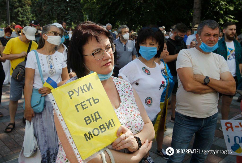 Больше всего жалоб из Киева и Киевской области
