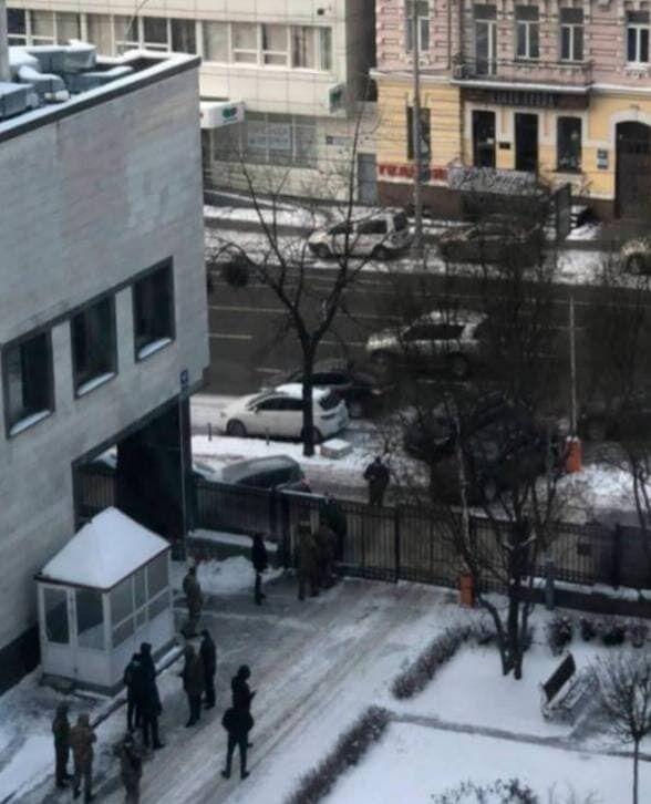 Співробітники УДО не пустили Тупицького в КСУ.