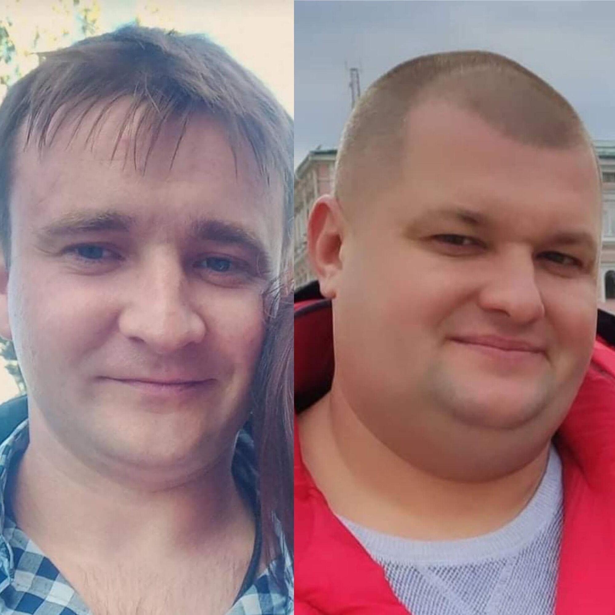 Ігор і Олександр Борисови.