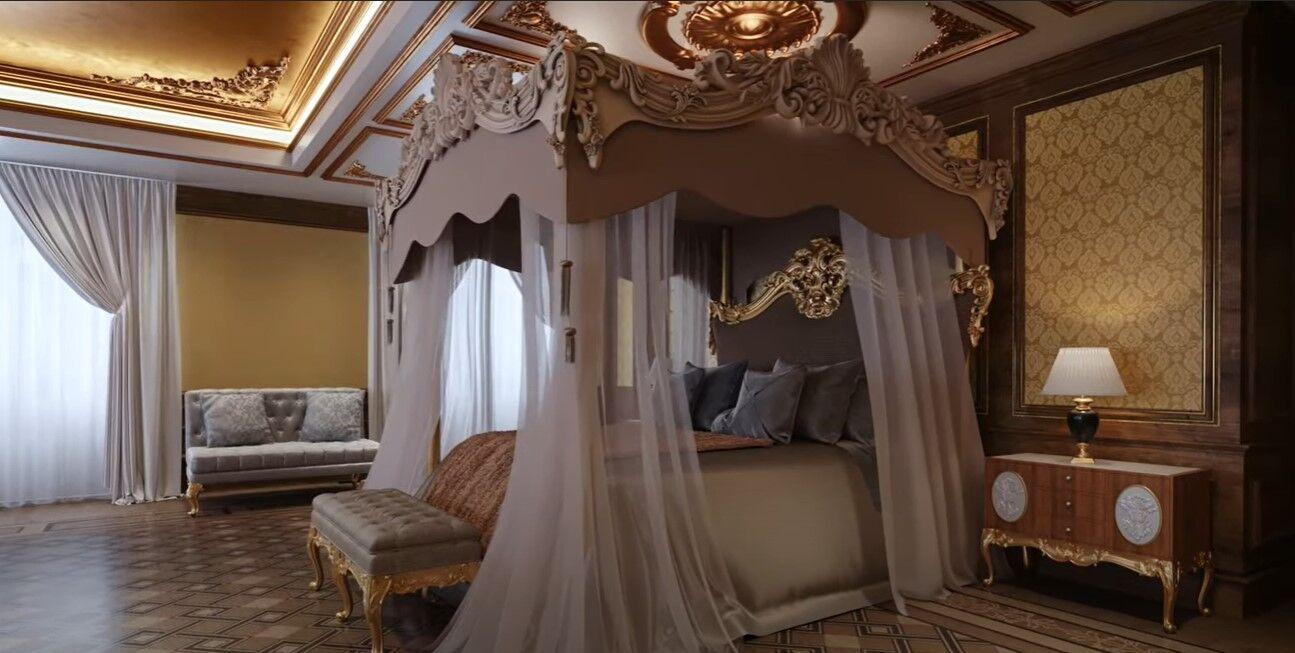 Спальня Путіна