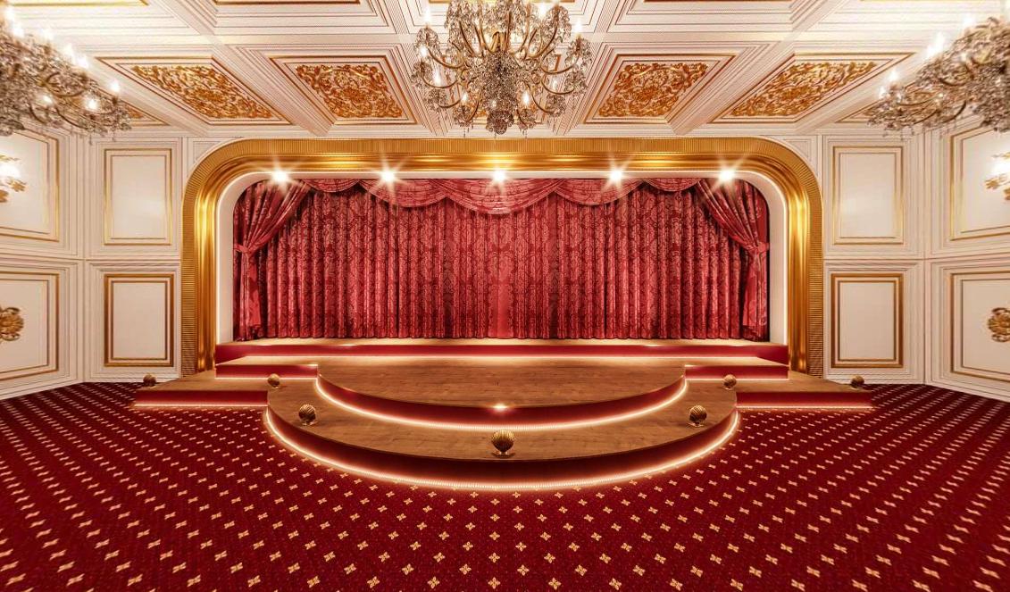 Театр во дворце