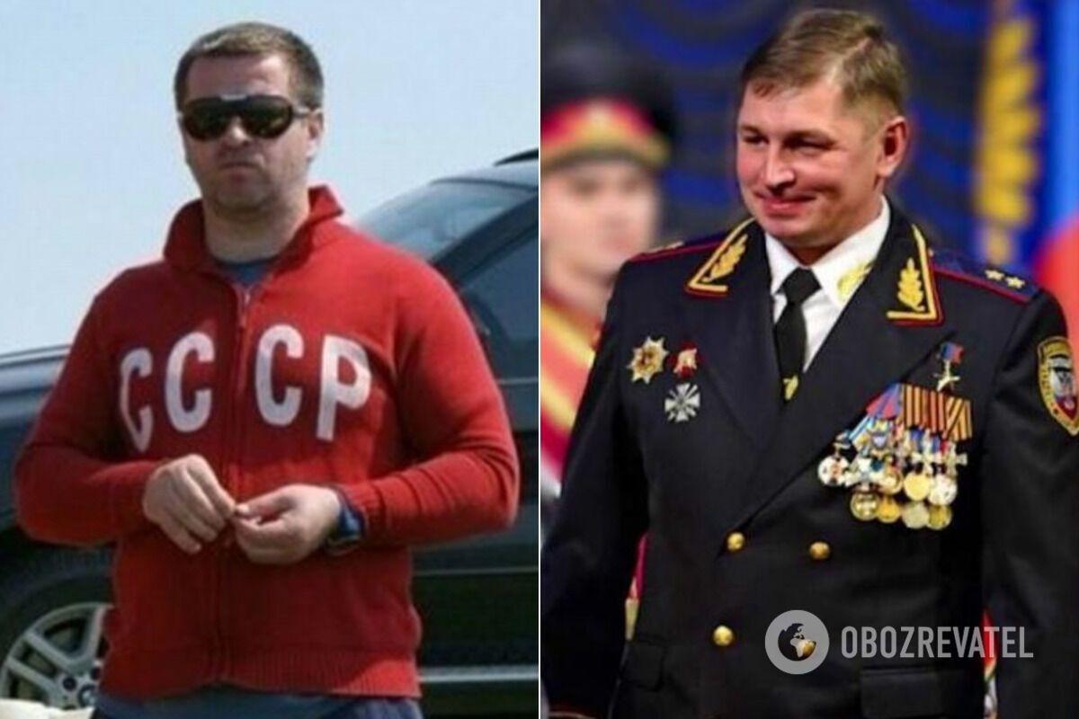 Василий Евдокимов и Алексей Дикий