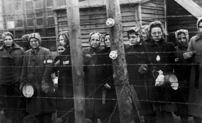 Освобождение лагеря Равенсбрюк, 30 марта 1945 года
