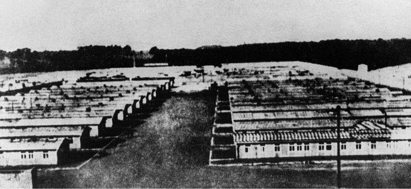 Концлагерь Равенсбрюк, 1945 год