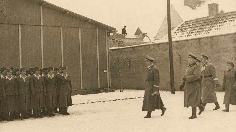 Лагерь Равенсбрюк, январь 1941 года
