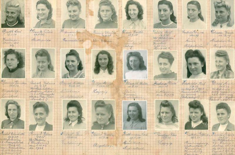 После войны осудили только немногих надзирательниц Равенсбрюка или других лагерей смерти