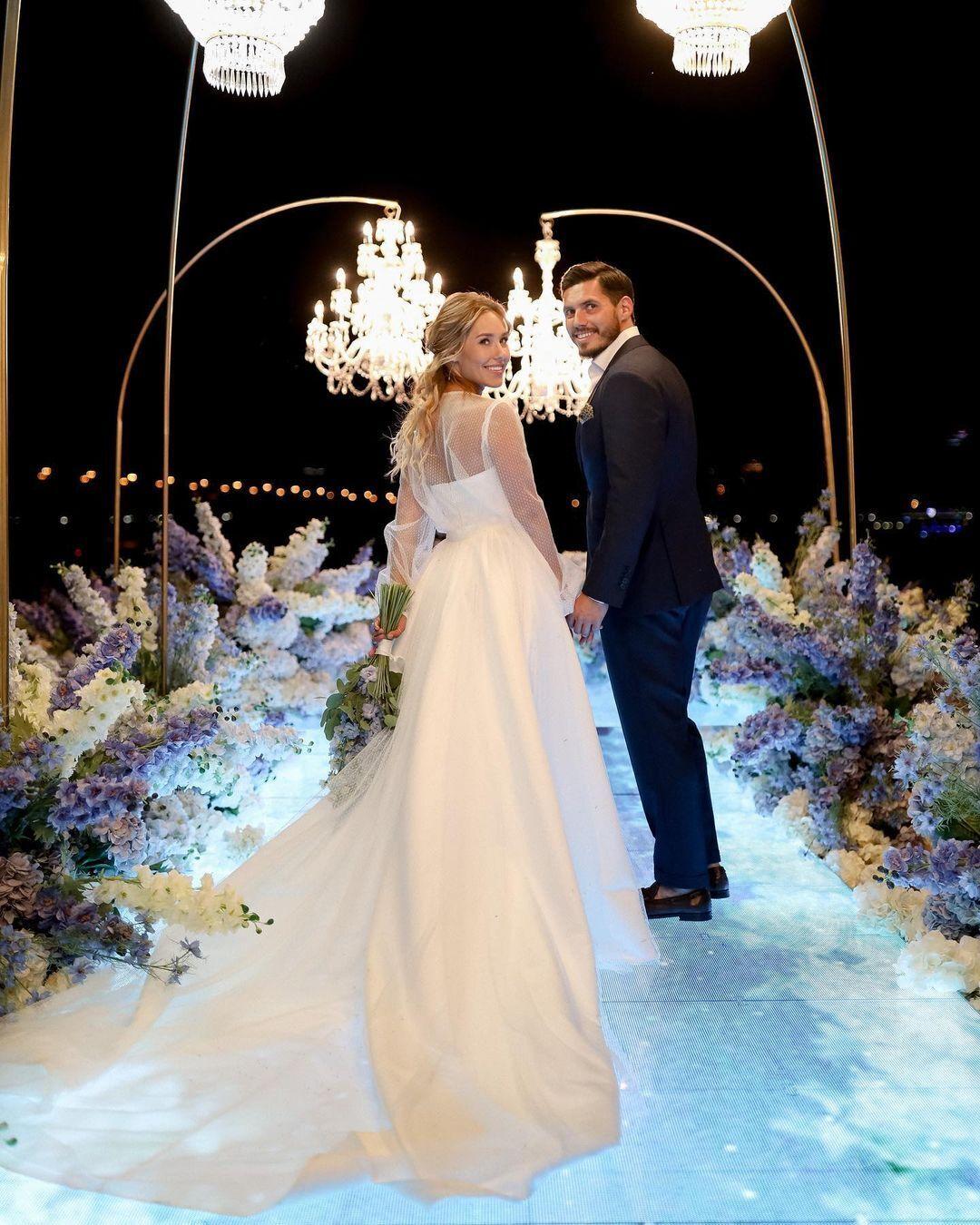 Свадьба Квитковой и Добрынина