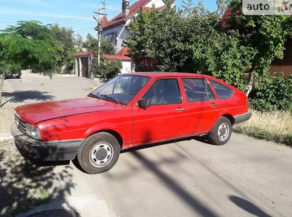 Этот VW Passat до сих пор кажется приятной машиной