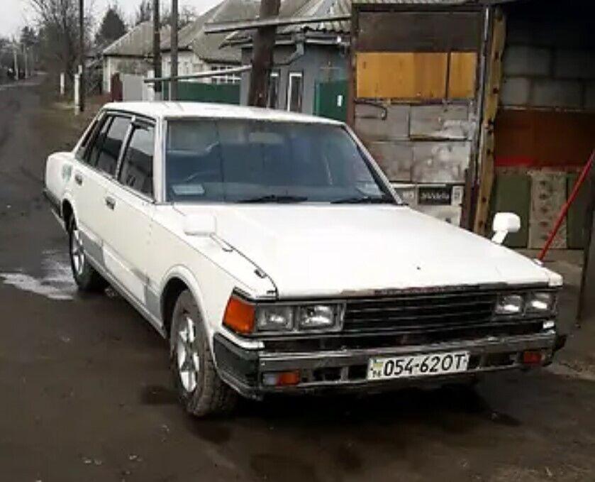 Nissan Gloria выглядит так, словно с ним можно записать музыкальный клип