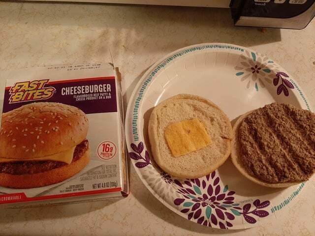Бачите сир? А він є.