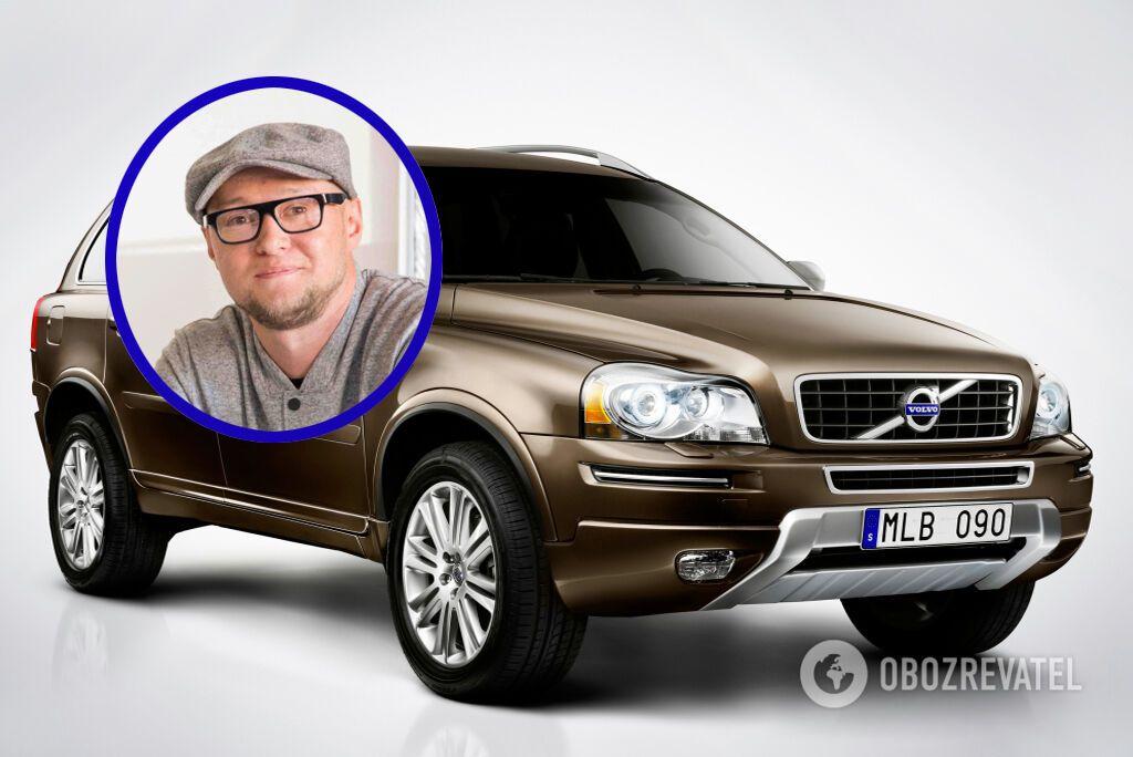 """Вокалист группы """"Бумбокс"""" выбрал Volvo XC90 за надежность и безопасность"""