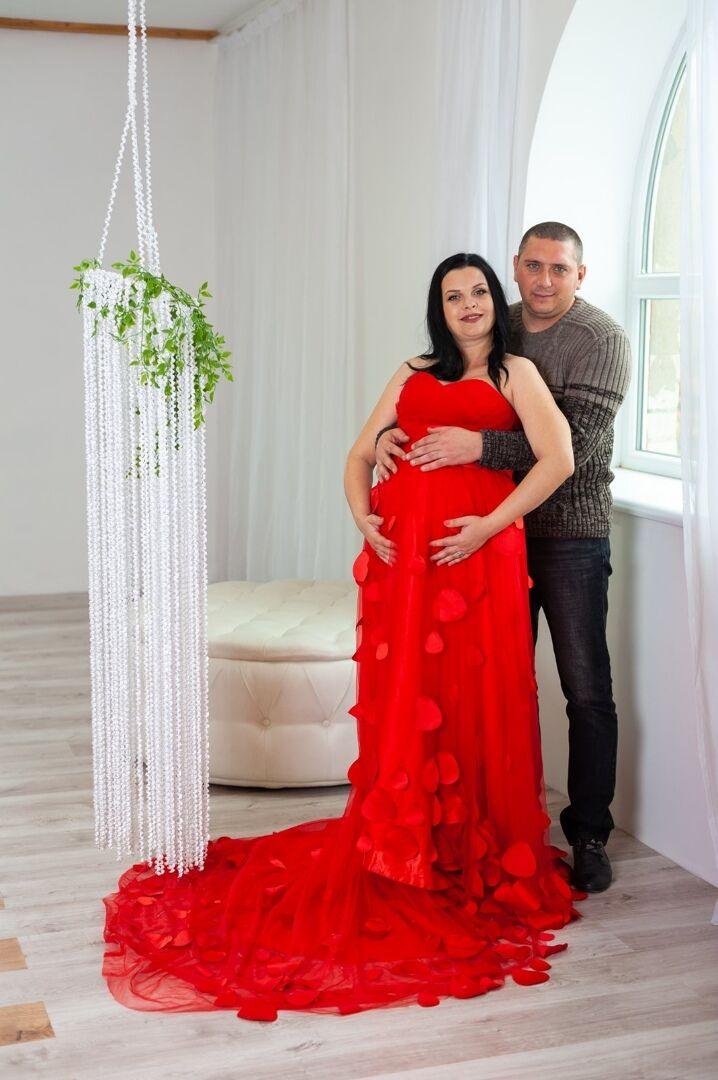Рустам Казімов із дружиною