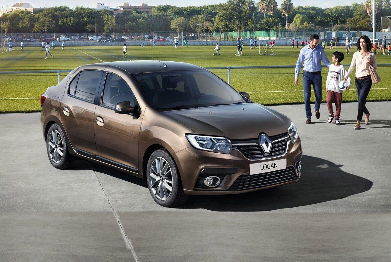 Renault Logan пользуется популярностью среди покупателей