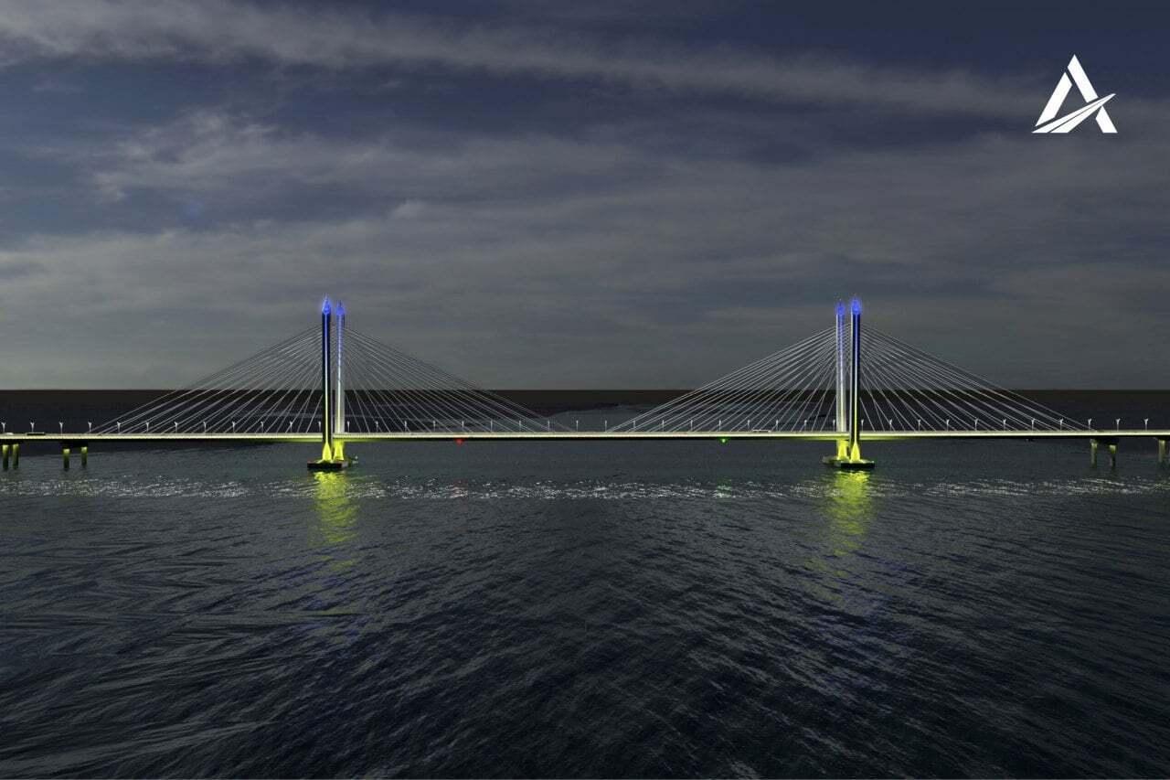 Новый мост в Кременчуге построят с экономией 1,27 млрд гривен