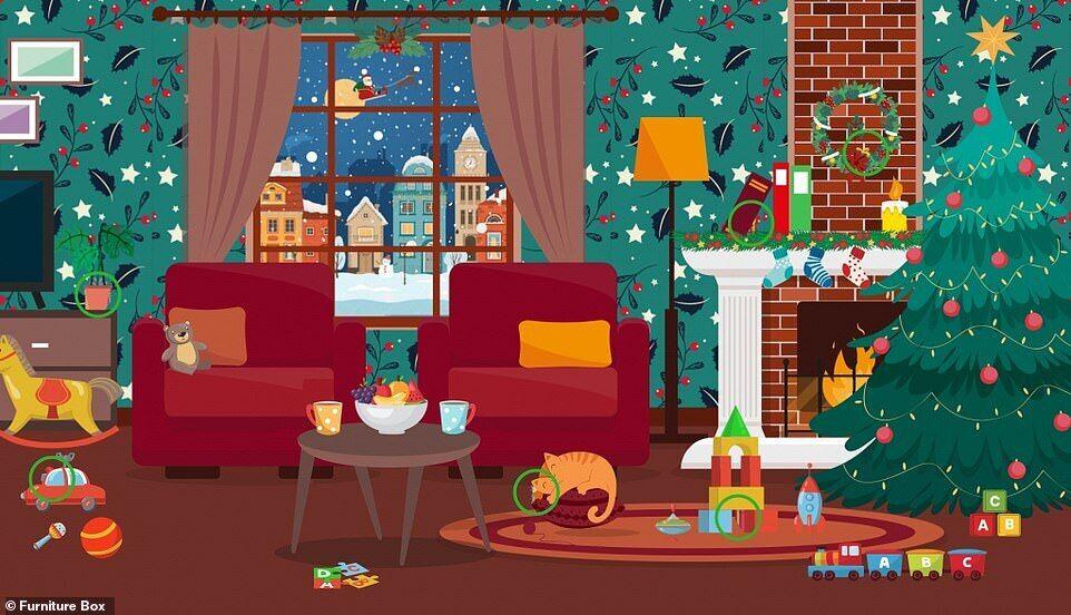 Отгадка на головоломку с подарками