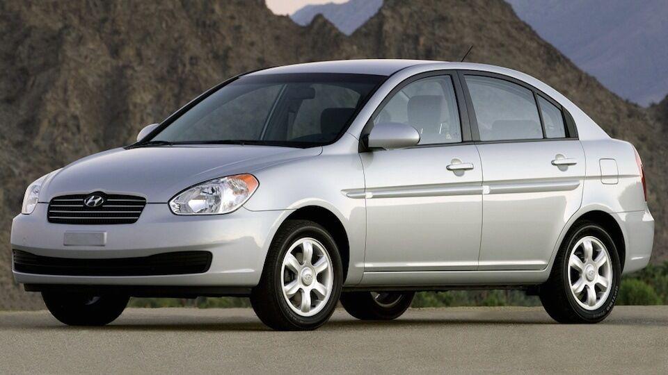 Hyundai Accent отлично выглядит и не требует больших средств на обслуживание