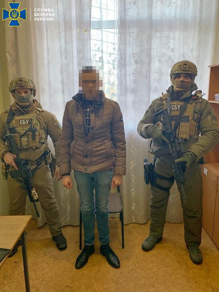 """Терорист """"ДНР"""" затриманий"""