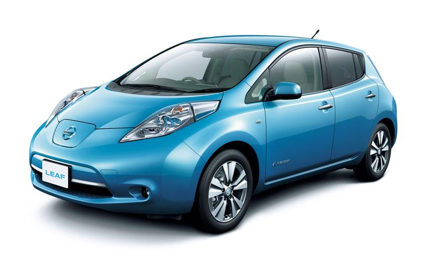 Nissan Leaf – популярный и надежный электромобиль