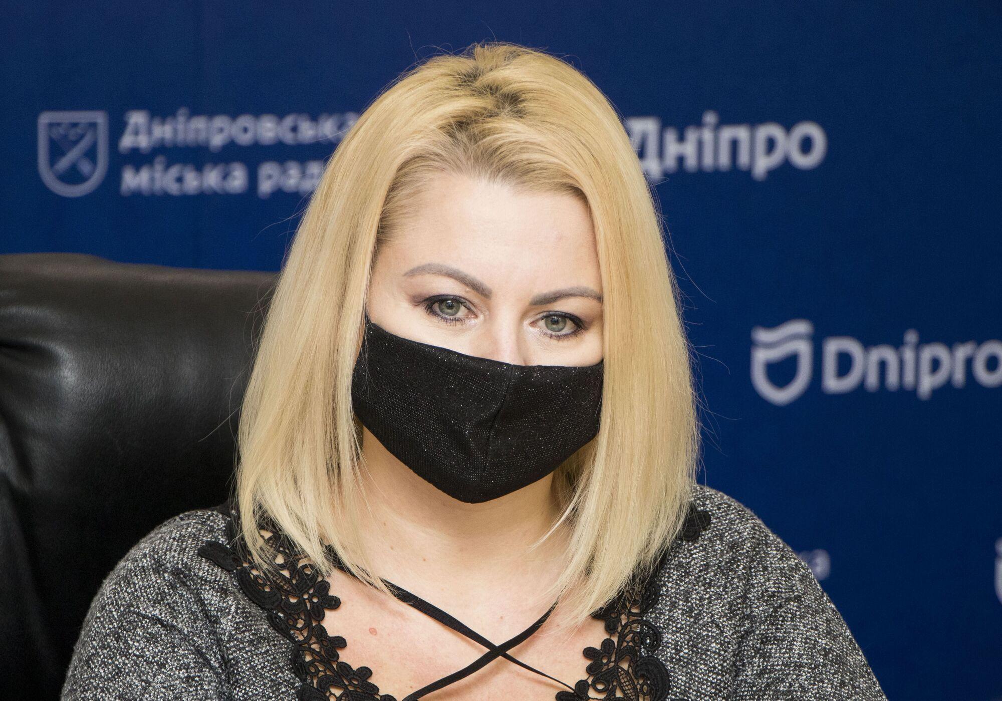 Маріанна Мірошниченко, голова комітету з питань екології
