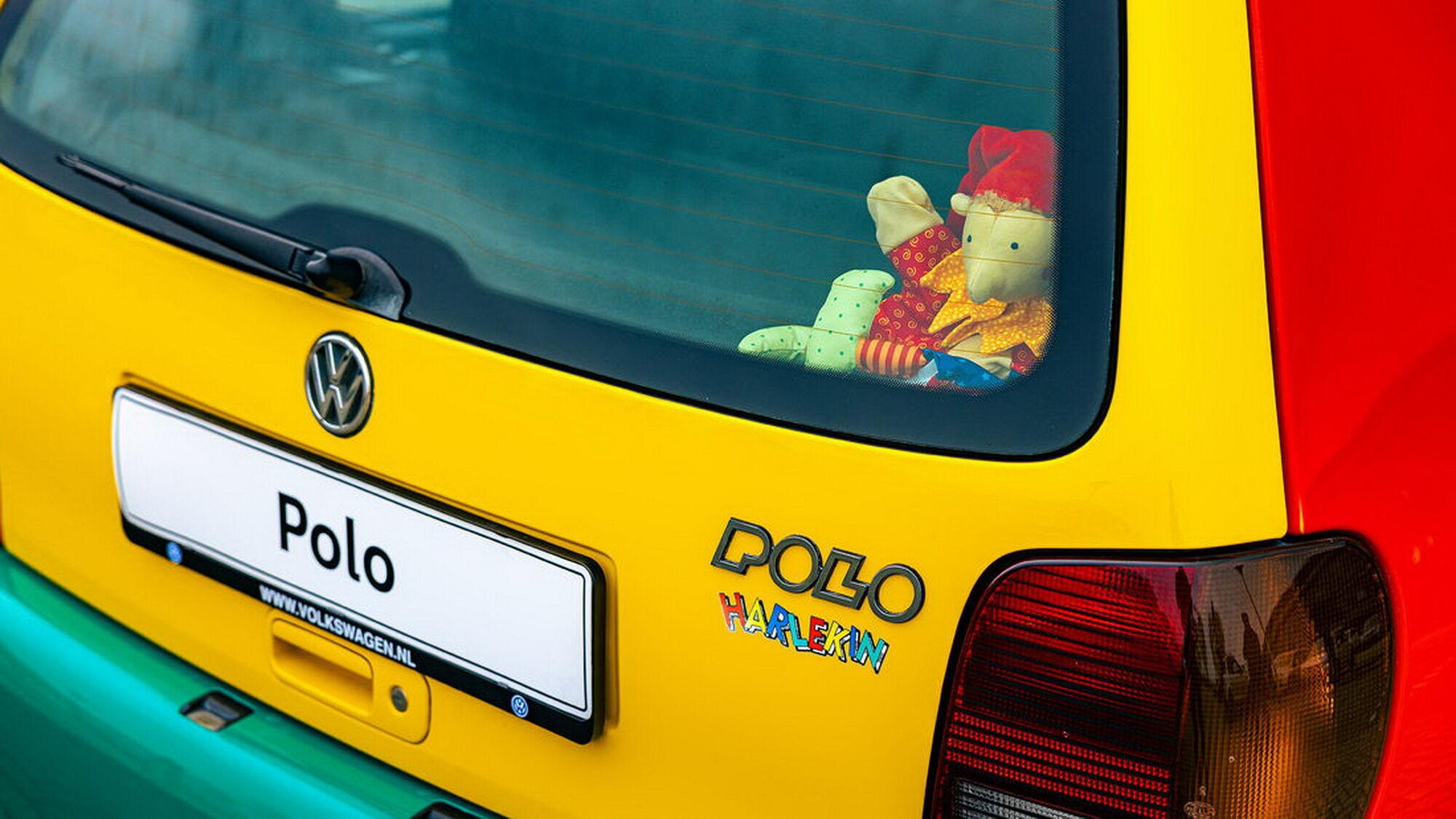 Polo Harlekin був виготовлений у кількості 3806 примірників