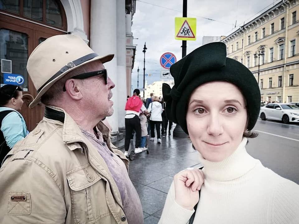 Андрей Макаревич и Эйнат Кляйн поженились в 2019 году