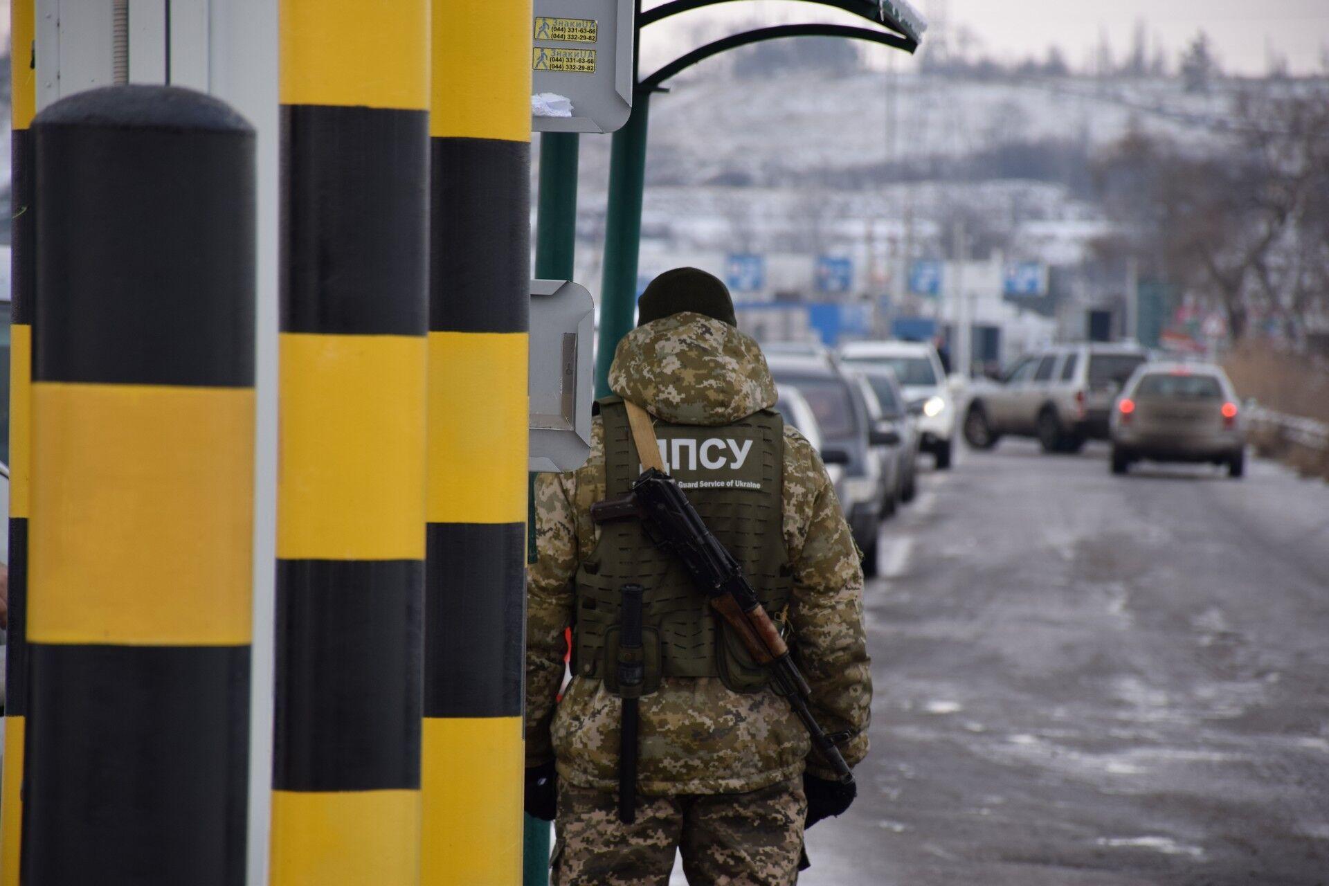 Українські прикордонники відстежують ситуацію.