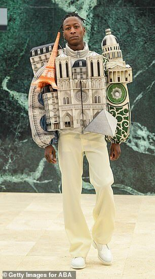 Louis Vuitton показал новую мужскую коллекцию