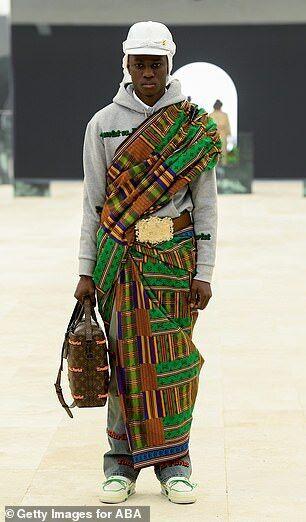 Новая мужская коллекция от Louis Vuitton
