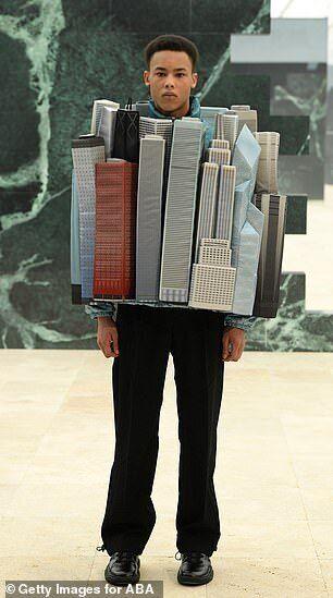 Новая коллекция от Louis Vuitton