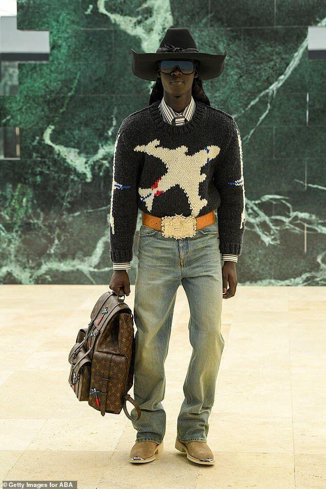 Мужская одежда от Louis Vuitton