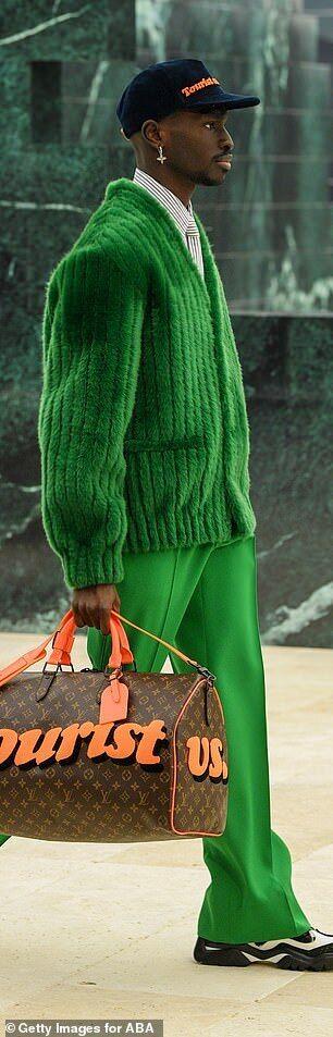 Бренд Louis Vuitton представил коллекцию, связанную с путешествями
