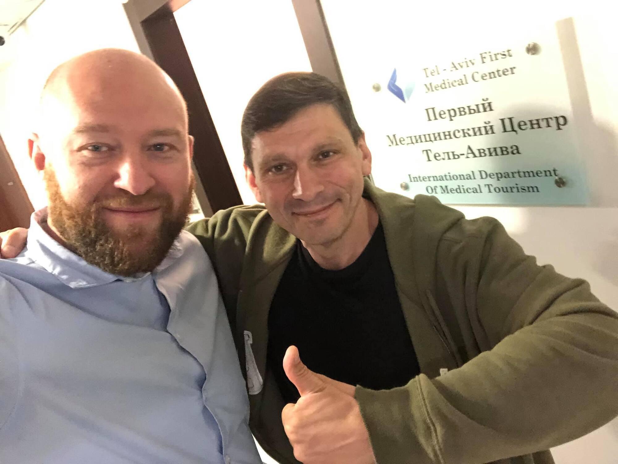 Журналист Андрей Цаплиенко