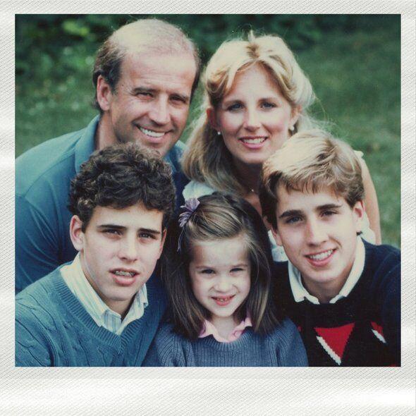 Как выглядит семья Джо Байдена