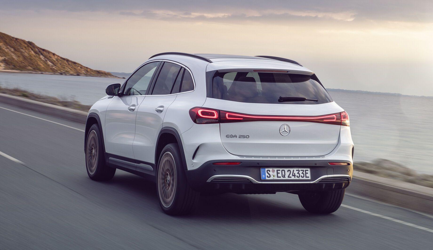 Mercedes EQA має сподобатися покупцям