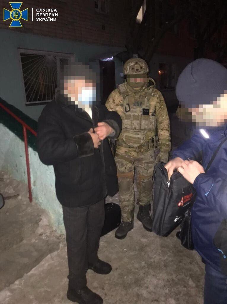СБУ спіймала агента ФСБ.