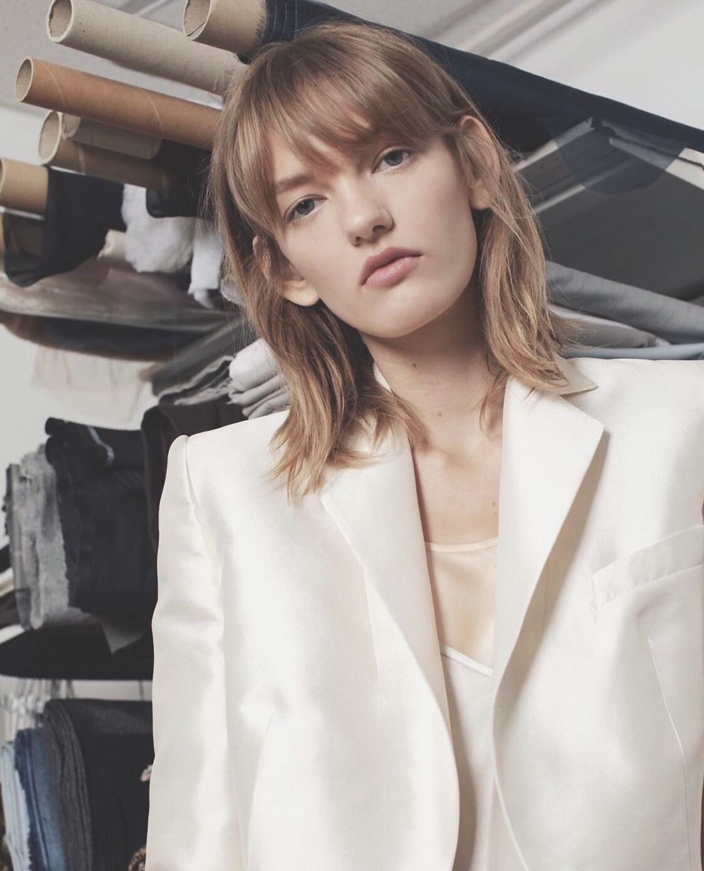Юлия Мусейчук попала в модельный бизнес по воле случая