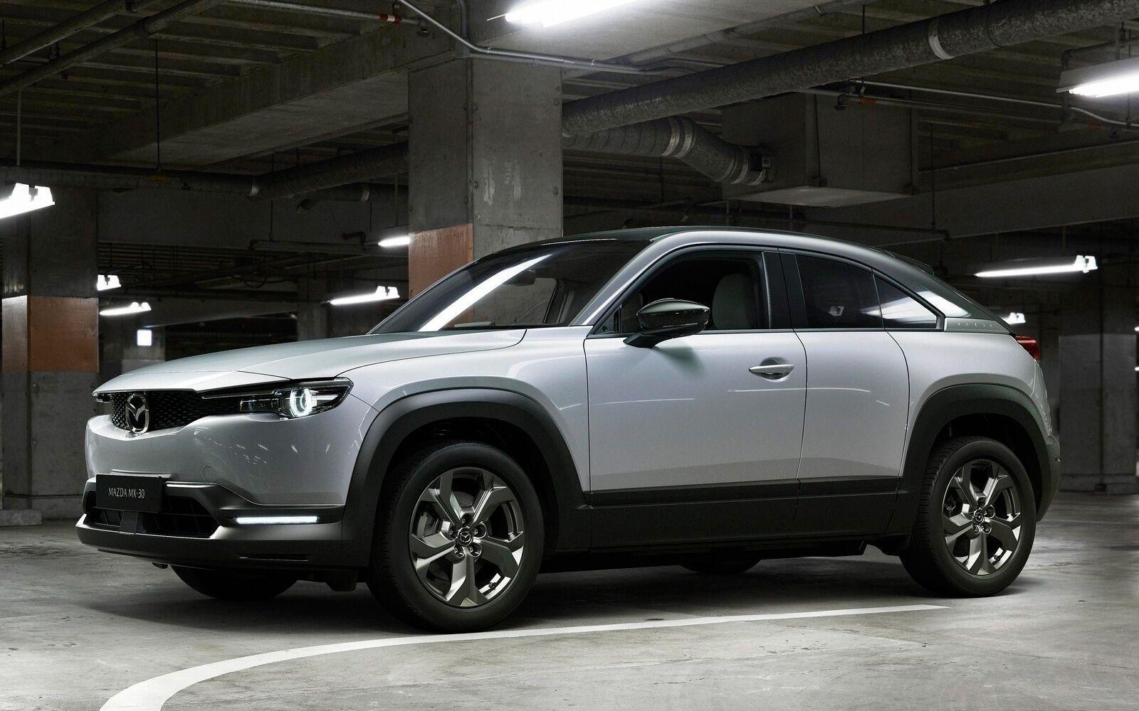 Кросовер Mazda MX-30 скоро вирушить у продаж
