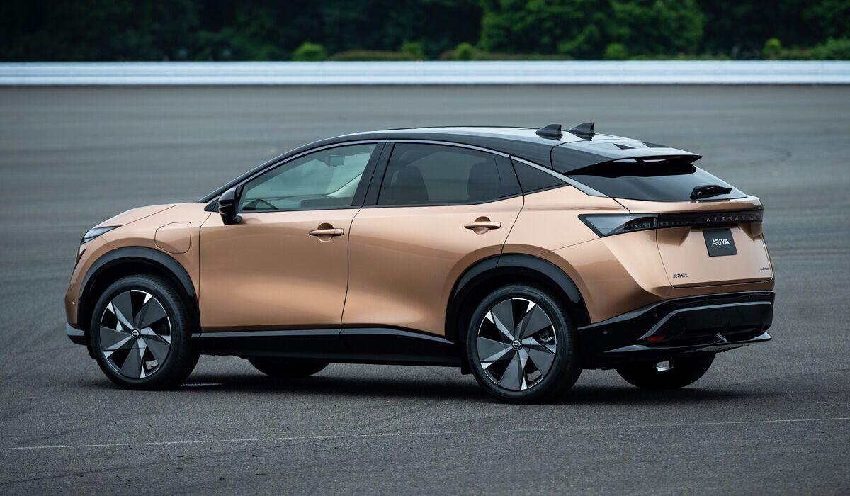 Nissan Ariya повторить успіх Leaf