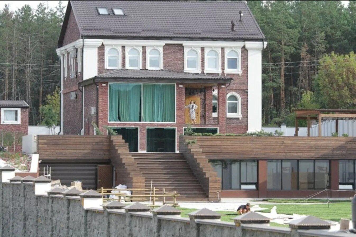 Дом Тины Кароль