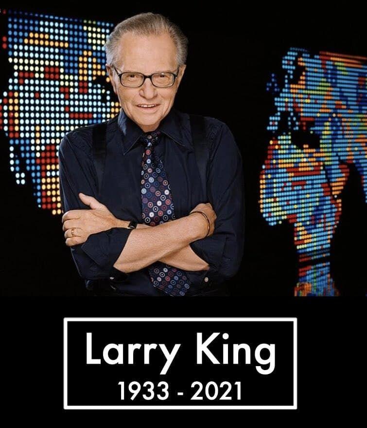 Ларри Кингу было 87 лет
