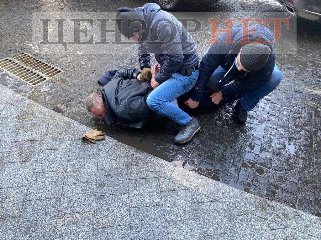 Небувала подія в історії СБУ: воточенні Баканова почалися відкриті кримінальні розбірки
