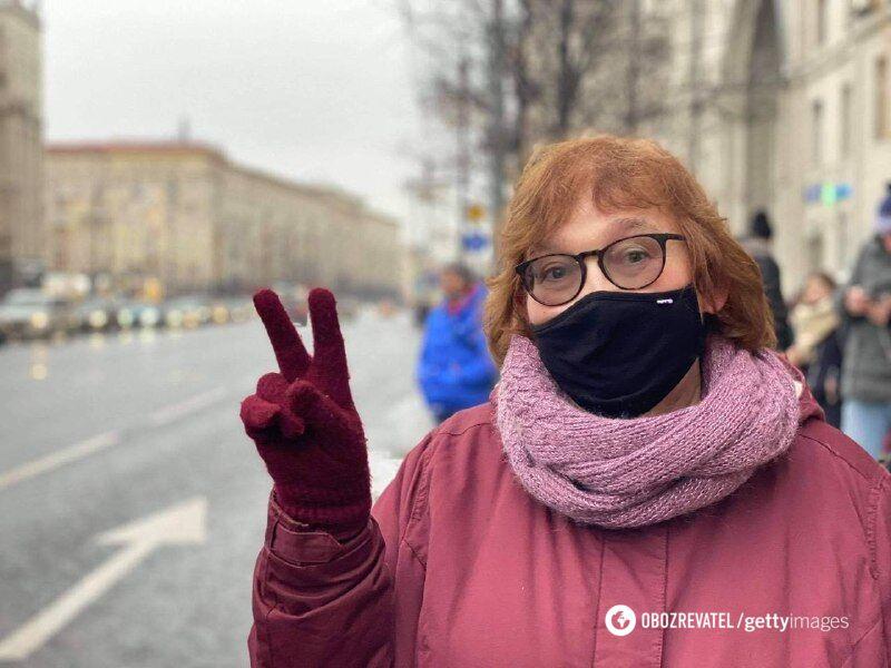 Людмила Навальна