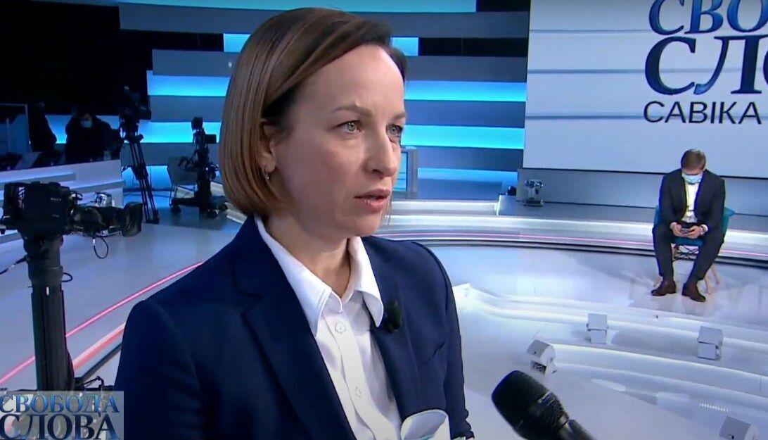 Лазебная назвала сроки запуска накопительной пенсионной системы в Украине.