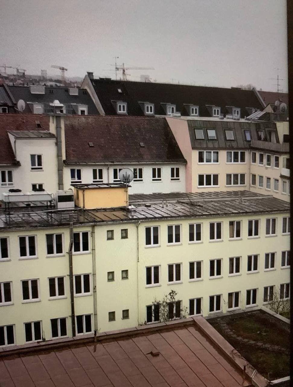 Вид з вікна Нескоромного