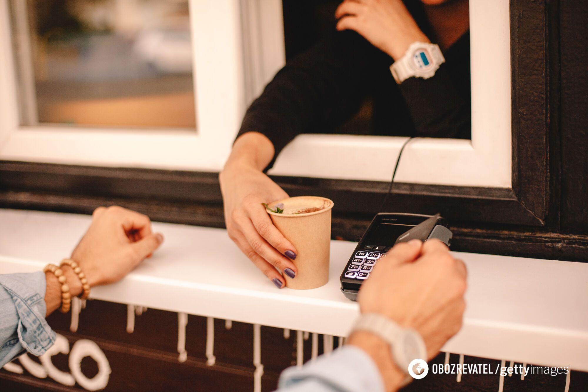 Купуючи розчинну каву, потрібно вимагати чек у продавця