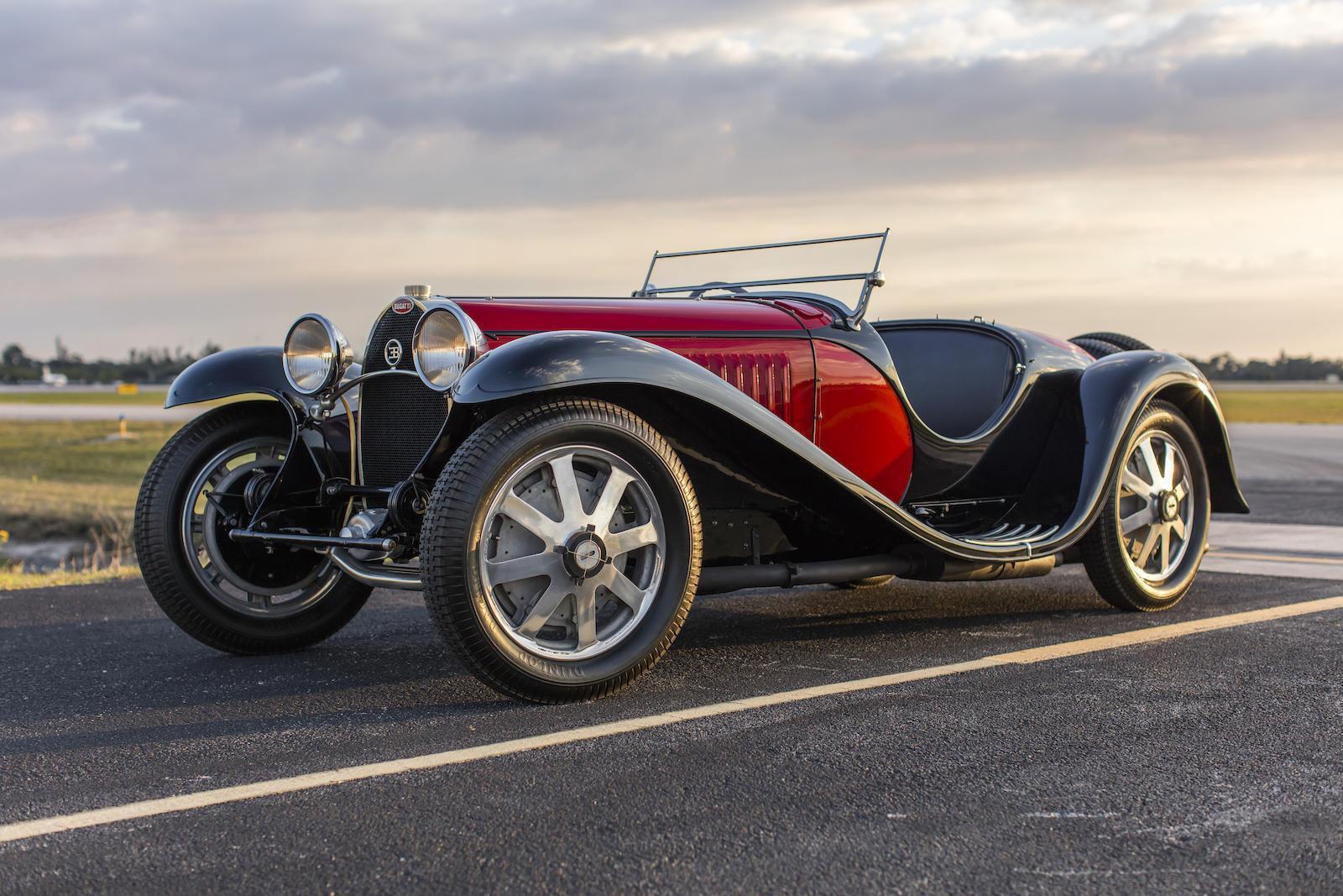 1932 Bugatti Type 55 Super Sport