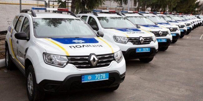 Renault Duster популярен как среди гражданских покупателей, так и у полиции