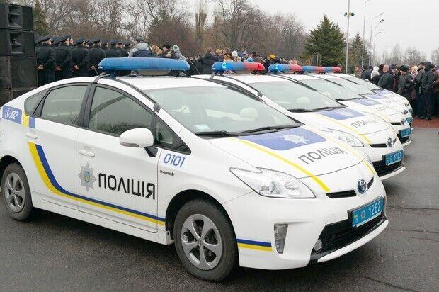 Полицейские Toyota Prius встречаются все реже