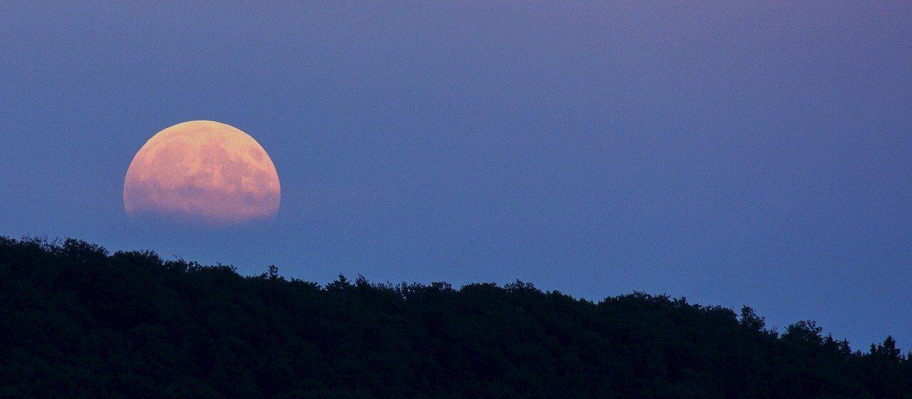 Перший повний місяць 2021 року випадає на 28 січня